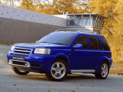 2002 Land Rover Freelander by Callaway 10
