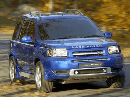 2002 Land Rover Freelander by Callaway 11