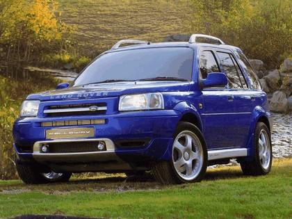 2002 Land Rover Freelander by Callaway 13