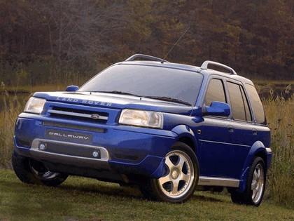 2002 Land Rover Freelander by Callaway 15