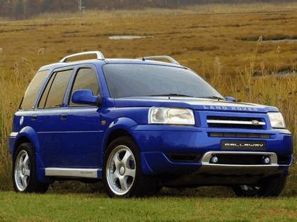 2002 Land Rover Freelander by Callaway 17