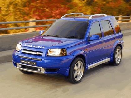 2002 Land Rover Freelander by Callaway 20