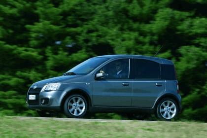 2006 Fiat Panda 100HP 9