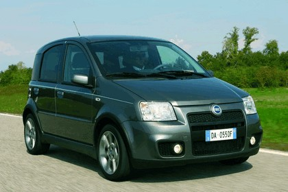 2006 Fiat Panda 100HP 14