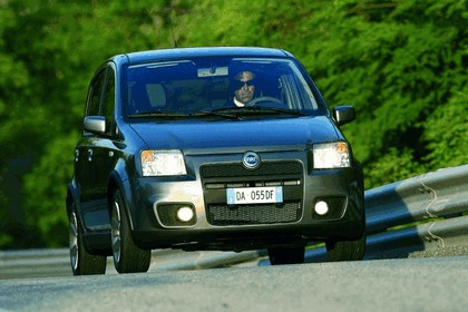 2006 Fiat Panda 100HP 16