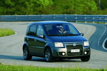 2006 Fiat Panda 100HP 17