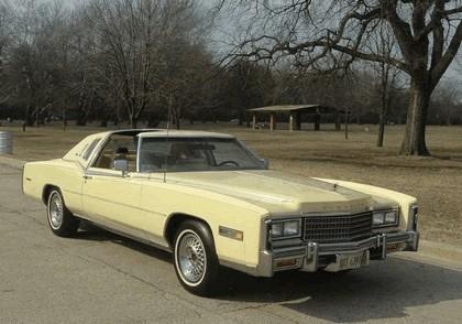 1978 Cadillac Eldorado Biarritz with power T-Tops 1