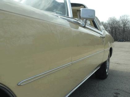1978 Cadillac Eldorado Biarritz with power T-Tops 8