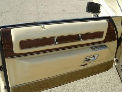 1978 Cadillac Eldorado Biarritz with power T-Tops 12