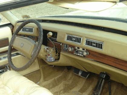 1978 Cadillac Eldorado Biarritz with power T-Tops 17