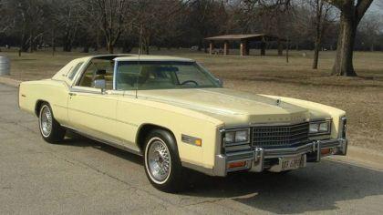 1978 Cadillac Eldorado Biarritz with power T-Tops 3