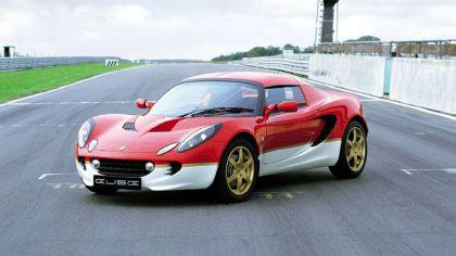 2002 Lotus Elise Type 49 8