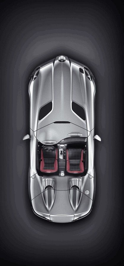 2009 Mercedes-Benz McLaren SLR Stirling Moss 9