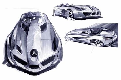 2009 Mercedes-Benz McLaren SLR Stirling Moss 24