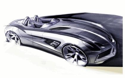 2009 Mercedes-Benz McLaren SLR Stirling Moss 25