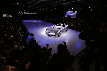 2009 Mercedes-Benz McLaren SLR Stirling Moss 28