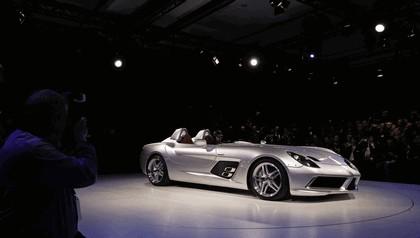 2009 Mercedes-Benz McLaren SLR Stirling Moss 30