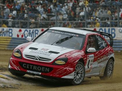 2005 Citroën Xsara Rallycross 3