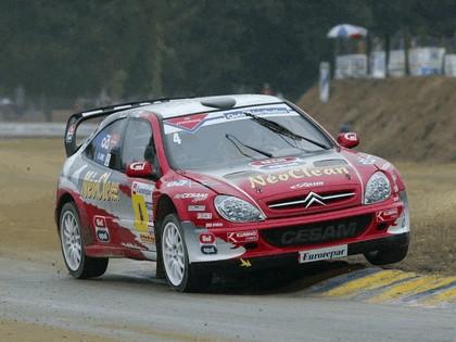 2005 Citroën Xsara Rallycross 4