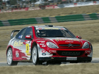 2005 Citroën Xsara Rallycross 6