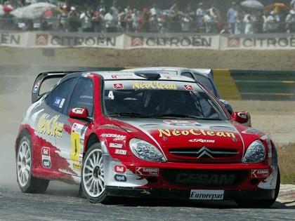 2005 Citroën Xsara Rallycross 7