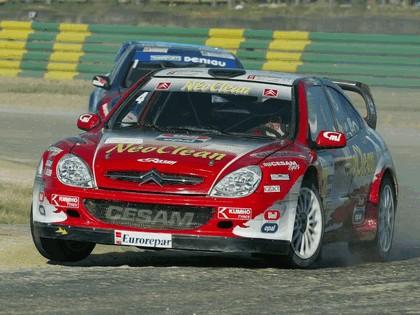 2005 Citroën Xsara Rallycross 9