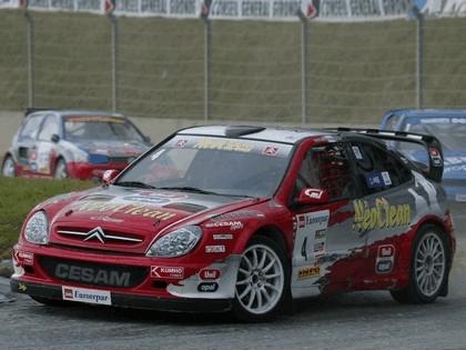 2005 Citroën Xsara Rallycross 10