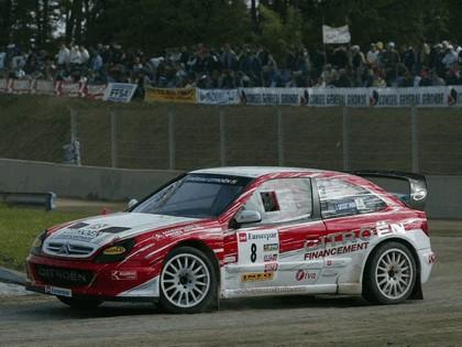 2005 Citroën Xsara Rallycross 11