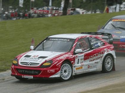 2005 Citroën Xsara Rallycross 12