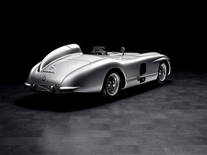 1955 Mercedes-Benz 300 SLR ( W196S ) 2