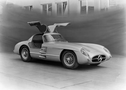 1955 Mercedes-Benz 300 SLR coupé racing prototype ( W196 ) 1