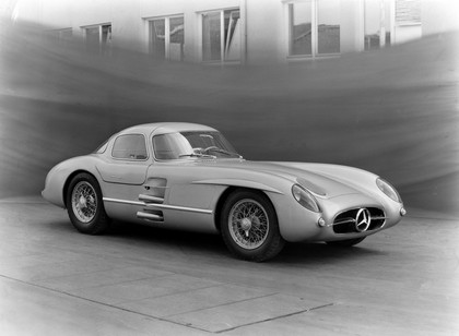 1955 Mercedes-Benz 300 SLR coupé racing prototype ( W196 ) 2