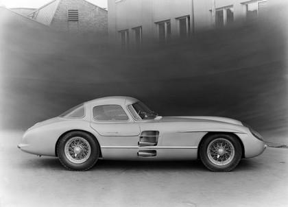 1955 Mercedes-Benz 300 SLR coupé racing prototype ( W196 ) 3