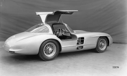 1955 Mercedes-Benz 300 SLR coupé racing prototype ( W196 ) 4
