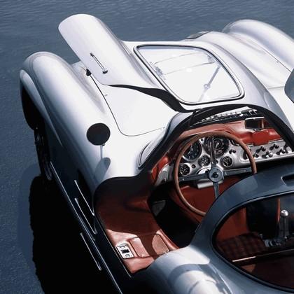 1955 Mercedes-Benz 300 SLR coupé racing prototype ( W196 ) 8
