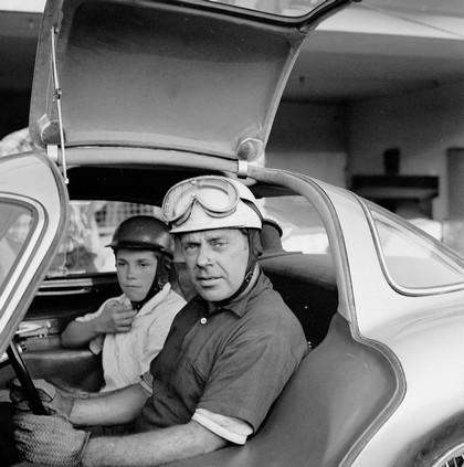 1955 Mercedes-Benz 300 SLR coupé racing prototype ( W196 ) 9