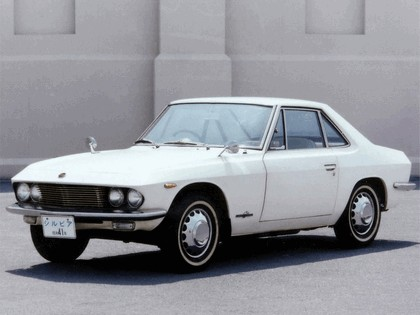1965 Nissan Silvia CSP311 2