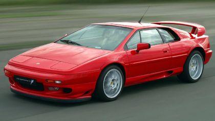 2002 Lotus Esprit V8 3