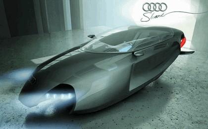 2009 Audi Shark concept 1