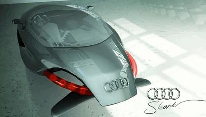 2009 Audi Shark concept 2