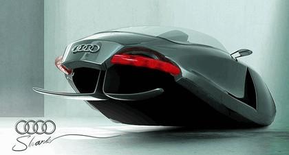 2009 Audi Shark concept 3