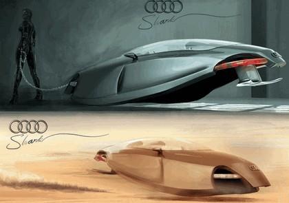 2009 Audi Shark concept 6
