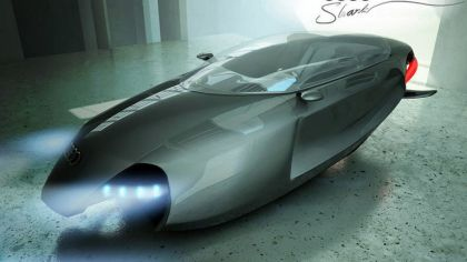 2009 Audi Shark concept 5