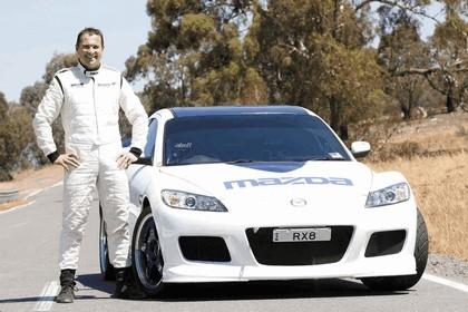 2009 Mazda RX-8 turbocharged ( Targa Tasmania ) 2