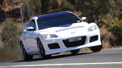 2009 Mazda RX-8 turbocharged ( Targa Tasmania ) 8