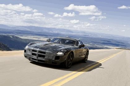 2009 Mercedes-Benz SLS AMG ( test car ) 2