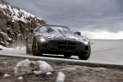 2009 Mercedes-Benz SLS AMG ( test car ) 3