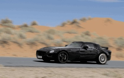 2009 Mercedes-Benz SLS AMG ( test car ) 6
