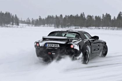 2009 Mercedes-Benz SLS AMG ( test car ) 12