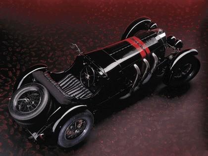 1928 Mercedes-Benz 710 SSK ( W06 ) 3